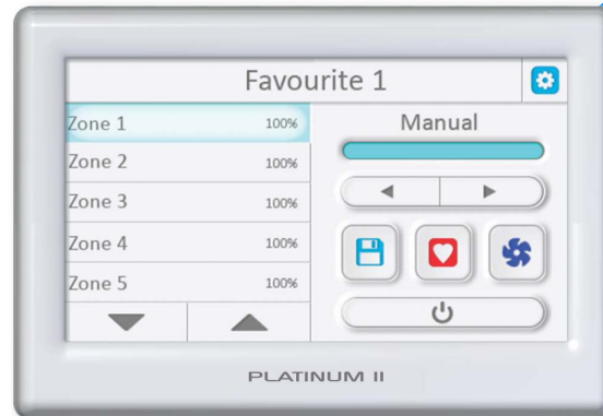 Platinum ii zone controller for samsung ducted system