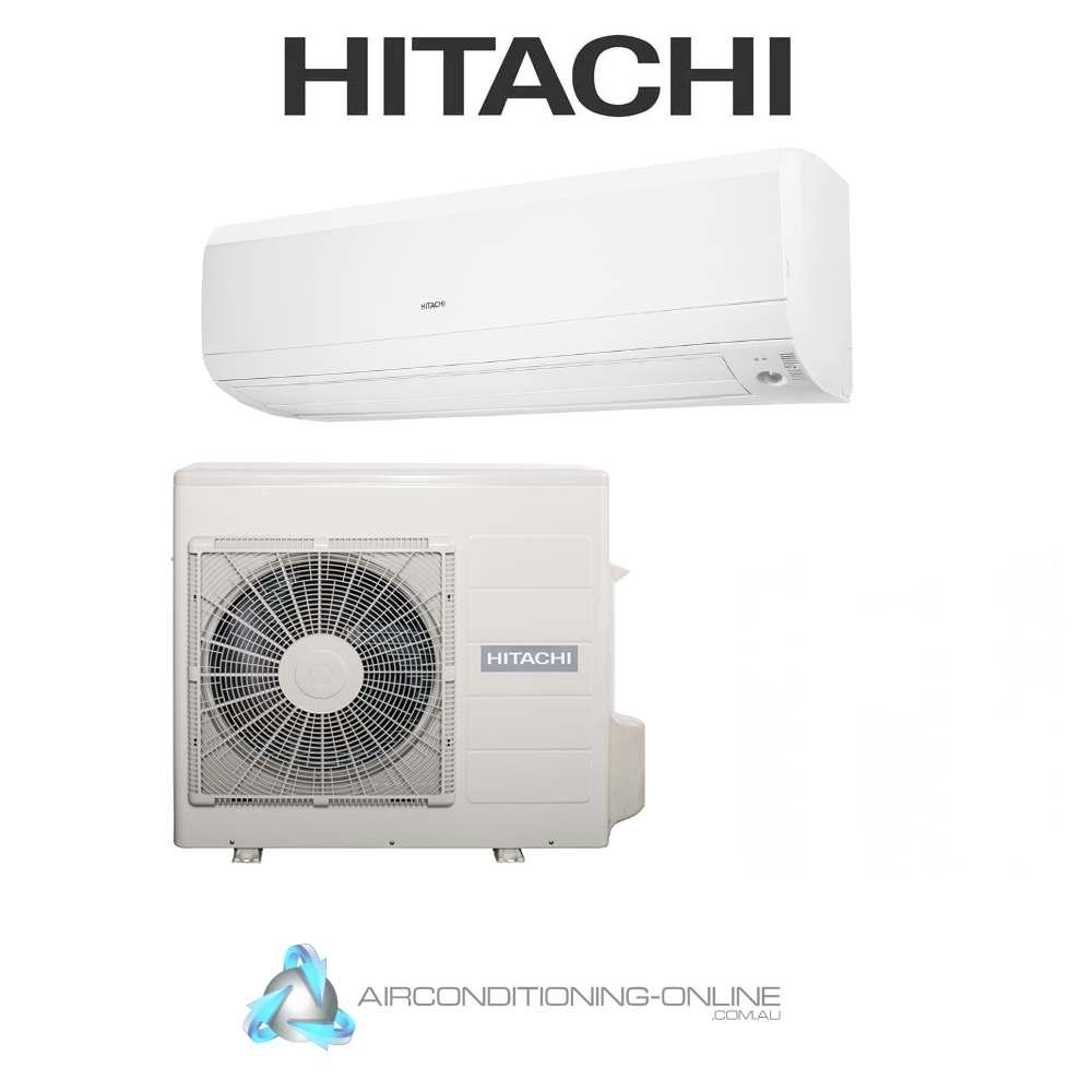 HITACHI RAS-E25YCAB/RAC-E25YCAB 2.5 kW Cooling Only R32
