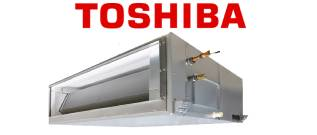 Fully Installed TOSHIBA RAV-SM806BTP-E RAV-SP804ATP-A1 7.1kW Ducted System 1 Phase