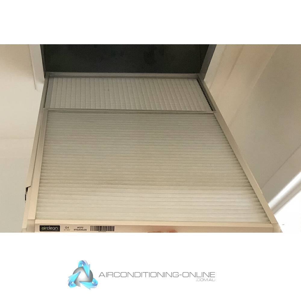 AIRCLEAN FILTER FOR DUCTED SYSTEM