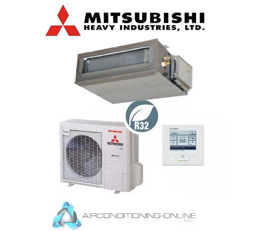 Mitsubishi Heavy Industries FDUM60VXAWVH 6kW Ducted System Medium Static Single Phase