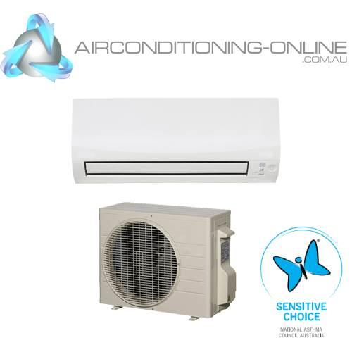 DAIKIN Cora FTXV25W 2.5kW Reverse Cycle Split System Air Conditioner Latest Model